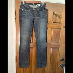 Cruel Girl straight leg jeans